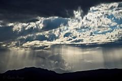 Aprs la pluie. (sergecos) Tags: light sky nature weather clouds skyscape landscape nikon lumire ciel cielo nubes rayon nuages paysage trait d7000