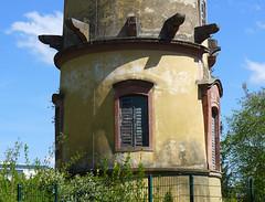 Turm (Detail) (JohannFFM) Tags: detail bad turm nauheim sprudelhof