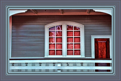 Facade (J_J_R_P) Tags: window ventana orlando puerta waltdisneyworld