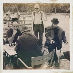 Paris series .. the four men