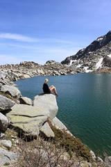 Lac de Bastani (elina.tsamigos) Tags: lac lago corse corsica monte renoso renosu bastani lacbastani montagne montagna nature natura hike hiking rando landscape love