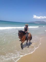 Jessica_Emmerich_Horsemanship_Andalusien_04 (jessica_emmerich) Tags: hotel natural jessica hurricane second andalusien spanien tarifa kurs horsemanship emmerich hippica