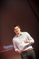 Talks TEDxRennes 2016 François Xavier Laurent