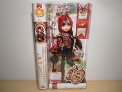 Ever After High Cerise Hood Re-release (Bratzshadi18) Tags: high release hood after ever cerise 2013 rerelease