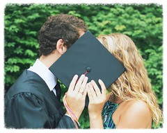 Graduation kiss (AppStateJay) Tags: macro college 35mm community nikon graduation di if nikkor f18 potrait icc ld afs 2016 d7100 isothermal