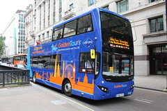 137 BD16YFA GOLDEN TOURS (eastleighbusman) Tags: 137 bd16yfa