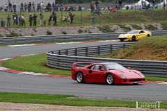 Ferrari F40  - 20160605 (0416) (laurent lhermet) Tags: sport ferrari collection et supercar ferrarif40 levigeant valdevienne sportetcollection circuitduvaldevienne sel55210 sonya6000 sonyilce6000