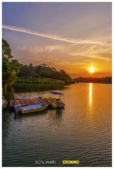 Sunset @ MacRitchie Reservoir Singapore (wsboon) Tags: city travel cruise light sunset sky holiday color tourism water architecture clouds composition buildings relax corporate design photo google search nikon singapore asia exposure cityscape view nocturnal skyscrapers heart perspective visit tourist calm explore photograph land destination serene cbd pimp nocturne dri singapura centralbusinessdistrict blending singaporecityscape masteratwork uniquelysingapore singaporecity peopleculture d700 singaporecruise singaporelandscape 240700mmf28 macritchiereservoirsingapore singaporetouristattractions nocommentsimplyperfectsingaporeview singaporefamouslandmarks