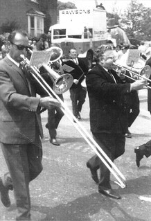 Des Franks Marching - Circa 1960