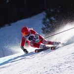 Alix Wells at Red Mountain Keurig Cup GS PHOTO CREDIT: Derek Trussler