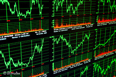 graphics with financial data (Mimadeo) Tags: chart money lines computer marketing graphics technology graphic market many background board report stock graph screen monitor business diagram data concept economic information trade financial figures economy exchange banking finance broker analysis invest stockmarket investing