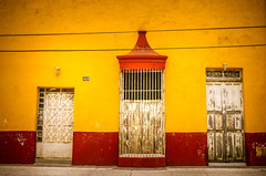 sunshine in my pocket, merida, mexico (GBFineArtPhoto) Tags: travel yellow mexico nobody merida northamerica fineartphotography traveldestinations colorimage rightsmanaged yucatánpeninsula 0people colourimage withoutpeople editorialimage