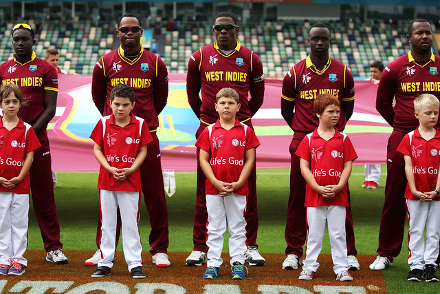 Rally round West Indies