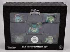 Haunted Mansion Ear Hat Ornament Set - Disneyland Purchase - 2015-03-21 - Boxed - Front View (drj1828) Tags: us disneyland haunted mansion purchase earhat 2015