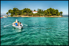 Croatia (tomekwysocki) Tags: travel sea island photography nikon view croatia scene views d200 hrvatska otok ugljan