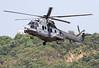 Eurocopter EC-725AP M55-02 (urkyurky) Tags: lima aircraft aviation helicopter malaysia langkawi puma cougar eurocopter superpuma csar tudm ec725 royalmalaysianairforce lima2015