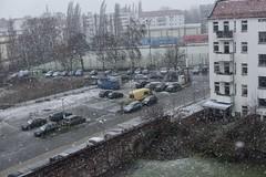 (Murdoch80) Tags: travel snow berlin germany fallingsnow