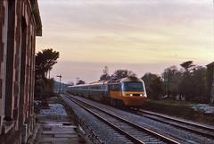 The first revenue earning HST service to Plymouth (philwakely) Tags: train diesel tail railway trains steam emu locomotive railways britishrail hst britishrailways dmu class43 ic125 multipleunit heleandbradninch