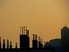 #poles (Scopello4) Tags: sunset sea sky skyline twilight shadows promenade ramsgate top20travel