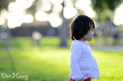 NIK_5897 (Dan Huang) Tags: girls baby color fun nikon asians bokeh cutie playful babie chineses 85mmf14d