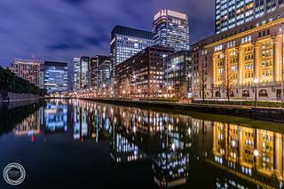 Real Image / Virtual Image, Tokyo Hibiya