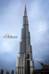 Burj Khalifa (hisalman) Tags: canon downtown dubai dubaimall burjkhalifa