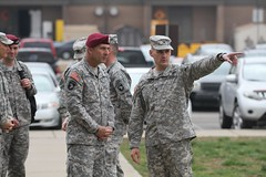 18th Airborne Corps Commander Visits Strike (strikebct) Tags: strike airborne pathfinder airassault jumpmaster operationiraqifreedom 101stairbornedivision screamingeagles 18thairbornecorps 502ndinfantryregiment dragonsix