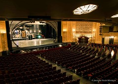 (rockchick417) Tags: light theater stage detroit operahouse detroitoperahouse