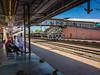 "Sawai Madhopur Railway Station <a style=""margin-left:10px; font-size:0.8em;"" href=""http://www.flickr.com/photos/41134504@N00/16995667188/"" target=""_blank"">@flickr</a>"