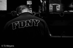 (TJMeyers1) Tags: nyc blackandwhite detail film photography harlem candid photojournalism naturallight depthoffield thebronx bigblue fdny firedepartment digitalphotography filmgrain lightroom ridealong lowlighting rescue3 vsco lightingratio