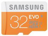 #1: Samsung MB-MP16D/EU Scheda Micro SD HC EVO, UHS-1, Classe 10, 32 GB, Bianco/Arancio (siglecartoni) Tags: samsung micro classe scheda biancoarancio uhs1 mbmp16deu
