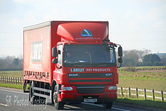 L Batley Pet Products DAF CF L Batley Pet Products