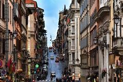 rome on the run (paddy_bb) Tags: travel italien italy rome thailand cityscape streetscene 2015 nikond5300 paddybb