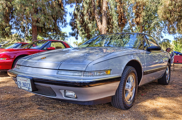 buick 1990 reatta