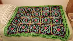 Barb Bakutis (The Crochet Crowd®) Tags: crochet mikey cal divadan crochetalong yarnspirations cathycunningham thecrochetcrowd michaelsellick danielzondervan freeafghanpattern mysteryafghancrochetalong freeafghanvideo caronsimplysoftyarn