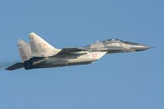 Mikoyan MiG-29AS (Boushh_TFA) Tags: nikon force belgium air polish days 300mm belgian nikkor base f28 67 peer mikoyan 2014 mig29 vrii vliegbasis kleinebrogel siy d7100 powietrzne mig29as ebbl