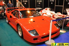 Ferrari F-40. AS_101_09_8061 - (17b) (MSI Ireland) Tags: hot beautiful beauty car automobile gorgeous ferrari motor motorsports autosport f40 carshows ferrarif40 autosportinternational