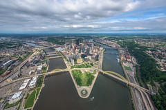 An aerial of Pittsburgh on a beautiful day (Dave DiCello) Tags: pittsburgh aerials pittsburghskyline downtownpittsburgh davedicello imagesofpittsburgh viewsofpittsburgh pittsburghprints pittsburghskylineimages aerialpittsburgh pittsburghfromtheair aerialviewsofpittsburgh