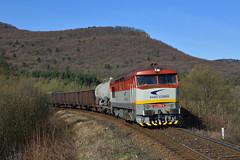 ZSSKC 751.126, Mn 83500 (Rudynko illo) Tags: cargo slovensko slovakia mn 126 751 83500 bardotka zamracena zsskc cecana jastraba