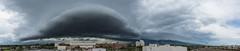 Shelf cloud over Melbourne, Florida (Michael Seeley) Tags: cloud storm florida melbourne thunderstorm cloudporn stormclouds stormchasing floridatech shelfcloud floridainstituteoftechnology mikeseeley michaelseeley