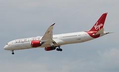 "Virgin Atlantic787-900 Dreamliner ""Queen Bee"" (G-VBZZ) LAX Approach 3 (hsckcwong) Tags: lax virginatlantic 787 dreamliner virginatlanticairways 7879 787900 gvbzz"