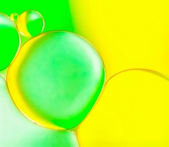 Lemon & Lime (DeanoNC) Tags: abstract macro water oil