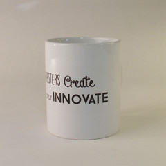 hipster/yuccie mug (rethinkthingsltd) Tags: design hipster parry statement mug create typographic ilsa innovate rethinkthings yuccie