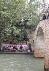 Amadiya Bridge Jump (Kachangas) Tags: ancient plateau iraq iraqi kurdistan kurds assyrian iraqikurdistan kudish amadiya