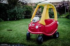 Still Going Strong!! (BGDL) Tags: garden vehicles week43 7daysofshooting coupecar nikond7000 afsnikkor18105mm13556g bgdl lightroomcc wornandweatheredthursday