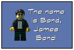 The name is Bond, James Bond! (tim constable) Tags: english sunglasses lego character joke famous handsome icon humour cheeky intelligence disguise spy laugh bond novel british minifig iconic spying sophisticated officer espionage suave gentleman secretservice cad undercover jamesbond secretagent mi6 minifigure mi5 dashing tongueincheek dinnerjacket ianfleming militaryintelligence timconstable