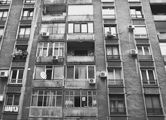 Repeating patterns Bucharest (Leshaines123) Tags: city lines vertical lumix europe shot patterns eu panasonic romania suburb bucharest phones facebook dazzling repeating dialect 2016 twitter flickr123 vividandstriking leshainesimages