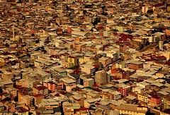 crowded (picturedside) Tags: city buildings bursa beton crowded evler kalabalk ehir