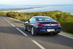 BMW 6 Series Coupe LCI (F13)