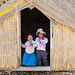 The Children of the Floating Islands of Peru